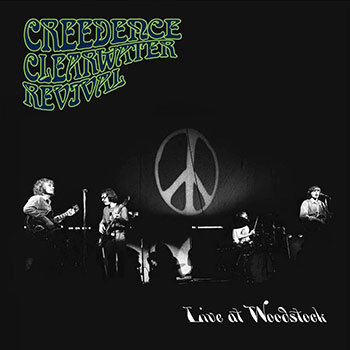 Live At Woodstock / CCR