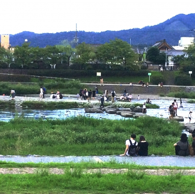 賀茂川きのう