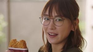 新垣結衣 日清チキンラーメン「0秒チキンラーメン 」篇0023