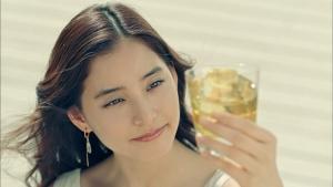 新木優子 キリン 午後の紅茶レモンティー0006