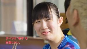 早田ひな/マルちゃん クッタ「卓球・早田ひなへ差し入れ」篇0020