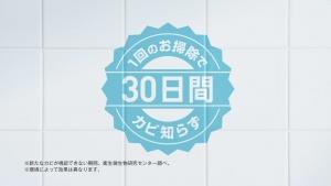 伊達公子 SCジョンソン カビキラー0010