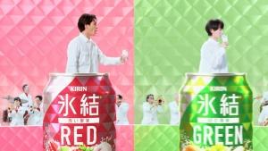 波瑠 キリン 氷結「RED&GREEN」篇0010