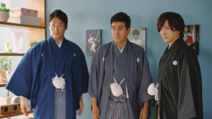 広瀬すず 富士フィルム 「お正月を写そう 2019 それぞれのウォールデコ」篇0018