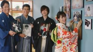 広瀬すず 富士フィルム 「お正月を写そう 2019 それぞれのウォールデコ」篇0019