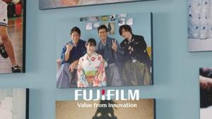 広瀬すず 富士フィルム 「お正月を写そう 2019 それぞれのウォールデコ」篇0020