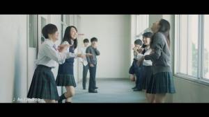 広瀬すず/赤十字「ハタチの献血」0006