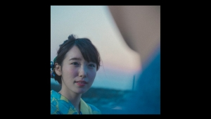 飯豊まりえ リクルート ホットペッパービューティー 「迷える恋に、学割を。」 夏篇0011