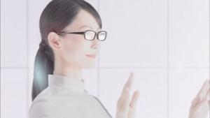 井上可南子 新日本製薬 パーフェクトワン スーパーモイスチャージェル「扉」篇0013