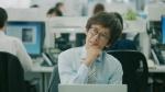 筧美和子 レイクALSA「オフィス」篇0003