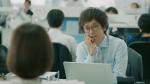 筧美和子 レイクALSA「オフィス」篇0005