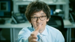 筧美和子 レイクALSA「オフィス」篇0011