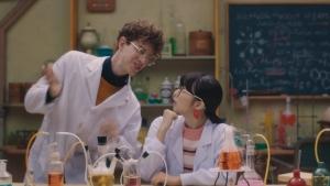 上白石萌歌/テイジン「化学の可能性はひとつDAKE JA NAI」篇0004