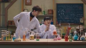 上白石萌歌/テイジン「化学の可能性はひとつDAKE JA NAI」篇0005
