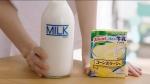 川口春奈 味の素 クノール 冷たい牛乳でつくるカップスープ「夏の定番」編 001