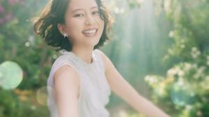 河北麻友子 キャンメイク「秘密の花園篇0009