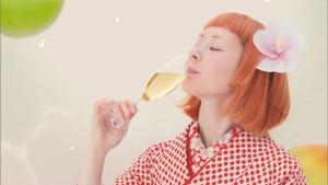 木村カエラ CHOYA さらりとした梅酒「和でさらり篇」0007