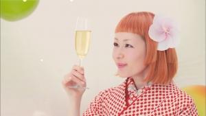 木村カエラ CHOYA さらりとした梅酒「和でさらり篇」0008