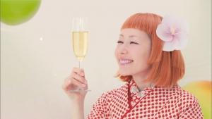 木村カエラ CHOYA さらりとした梅酒「和でさらり篇」0009