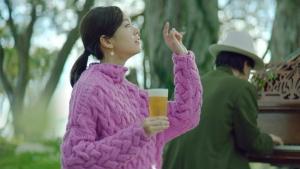 桐谷美玲/キリン 淡麗グリーンラベ ル GREEN JUKEBOX 時篇0012