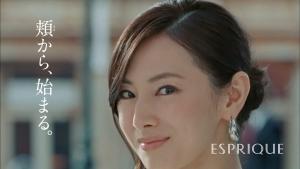 北川景子 エスプリーク「キレイは変わる、一瞬で」篇0013