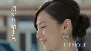 北川景子 エスプリーク「キレイは変わる、一瞬で」篇0014