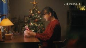 清原果耶 イオンモール クリスマスはキモチと0009