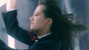 清原果耶 ソフトバンク「しばられるな」篇 (清原&宮本ver.)0013