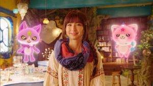 マジョピュア第47話『笑って・ムリ太郎』 0010
