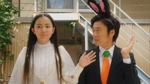 マジョピュア第47話『笑って・ムリ太郎』 0014