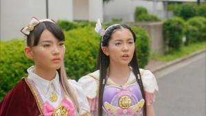 マジョピュア第47話『笑って・ムリ太郎』 0039