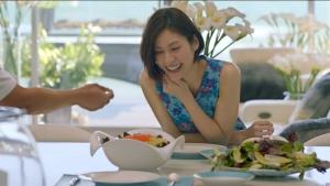 松下奈緒/プライムリッチ 「世界的な美味しさの証」篇0007