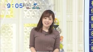 水卜麻美/スッキリ2018年12月11日0014