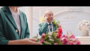 夏菜 SMBCモビット「Florist」篇0002