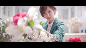 夏菜 SMBCモビット「Florist」篇0012