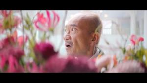 夏菜 SMBCモビット「Florist」篇0017