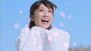 小倉優子&ケイリン・ルッソ P&G ボールド「うっとりバウンス」篇0023