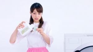小倉優子&ケイリンルッソ ボールド「キモチアガるお洗濯」篇0009