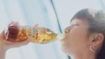 佐藤栞里 ダイドー 大人のカロリミット茶シリーズ「ごきげん」篇0007