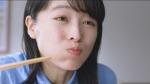 清野菜名 丸亀製麺 「丸亀食感」篇0012
