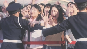 鈴木梨央/ライオン ルックPLUS バスタブクレンジング「登場」篇0006