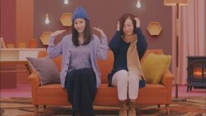 立石晴香&渡辺舞 CM プレミアムスカルプケア『寒暖差から、地肌を守る』篇0006
