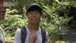 角田遥夏 又吉直樹のヘウレーカ!「キノコって木の子どもなの?」 0012