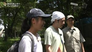 角田遥夏 又吉直樹のヘウレーカ!「キノコって木の子どもなの?」 0013