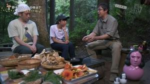 角田遥夏 又吉直樹のヘウレーカ!「キノコって木の子どもなの?」 0027