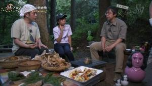 角田遥夏 又吉直樹のヘウレーカ!「キノコって木の子どもなの?」 0031