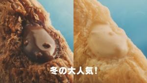 山本舞香 三角チョコパイ 黒・白「食べてないのは私だけ?!」篇0008