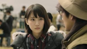 吉岡里帆 Y!mobile「Y!は愛だ 世界の中心でYを叫ぶ」篇0002