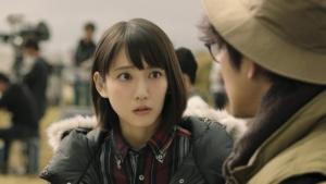 吉岡里帆 Y!mobile「Y!は愛だ 世界の中心でYを叫ぶ」篇0008
