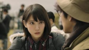 吉岡里帆 Y!mobile「Y!は愛だ 世界の中心でYを叫ぶ」篇0010